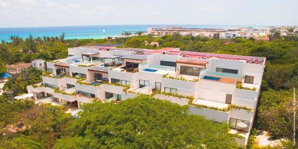 Casa para renta vacacional en Playa del Carmen