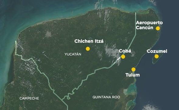 plusvalia-en-playa-del-carmen-mapa